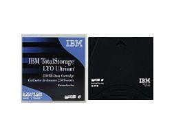 IBM 00V7590 LTO Ultrium 6 Tape Cartridge - 2.5TB/6.25TB (BaFe)
