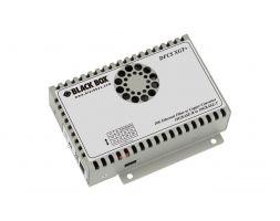 Black Box LMC11032A Dynamic Fiber Conversion System Desktop Managed Media Converter