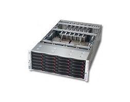 Supermicro E7-8800/4800 v4/v3 + C602J based 8048B-TR4FT Rackmount SuperServer