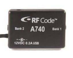 RF Code A740 Environment Monitoring Rack Locator