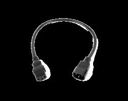 Enconnex ECX-C13C14-18AWG-3FT Power Cord