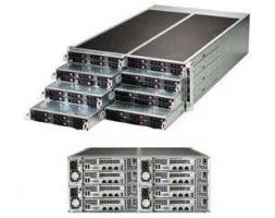Supermicro E5-2600 + C602 based FatTwin™ DP Xeon 4U Xeon F617R2-R72 Rackmount SuperServer