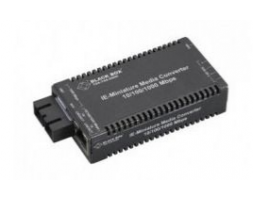Black Box LGC320A-R2 Industrial MultiPower Miniature Media Converter