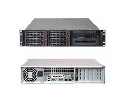 SuperServer 5025B-4B 2U Rackmount server