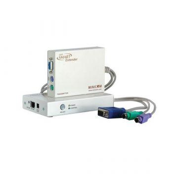Minicom/TRIPP-LITE 0DT23001 PS/2 Kvm Extender