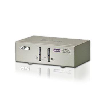 Aten CS72U 2 Port USB KVM