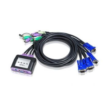Aten CS64A 4 Port USB KVM