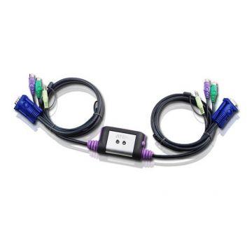 Aten CS62A 2 Port USB KVM