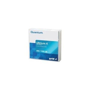 Quantum MR-L4MQN-01 LTO-4 Backup Tape Cartridge (800GB/1.6TB) Retail Pack
