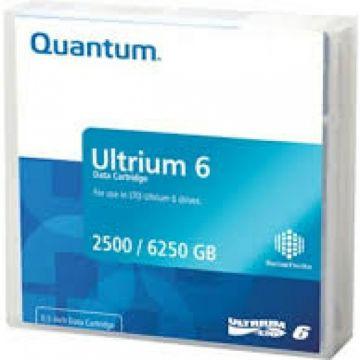 Quantum MR-L6MQN-01 LTO Ultrium 6 Tape Cartridge - 2.5TB/6.25TB (BaFe)