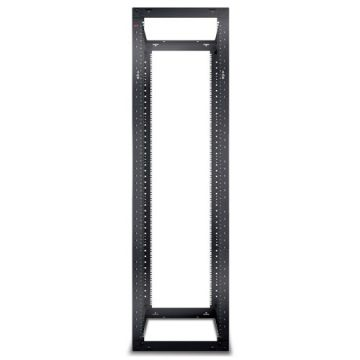 APC AR203A NetShelter 4 Post Open Frame Rack 44U