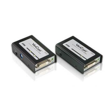 Aten VE600A DVI KVM Extender