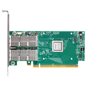 Mellanox MT27708A0-FDCF-BE ConnectX-4 EN Network Interface Card