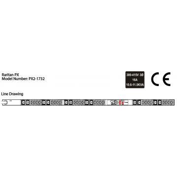 Raritan PX2-1732 iPDUs