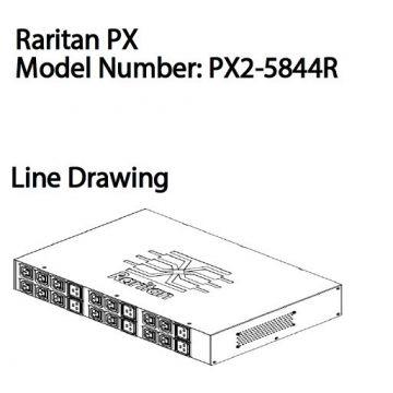 Raritan PX2-5844R PDU