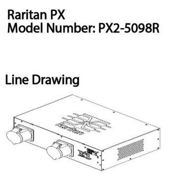 Raritan PX2-5098R iPDU