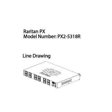Raritan PX2-5318R PDU