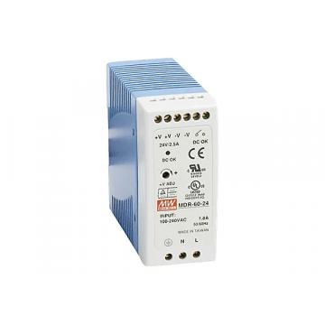 Black Box MDR-60-24 DIN Rail Power Supply