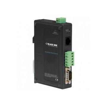 Black Box LES421A 1-Port Hardened Serial Server