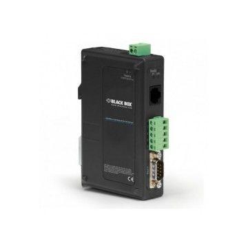 Black Box LES431A 1-Port Modbus Hardened Serial Server