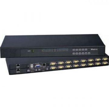 Austin Hughes Matrix DB-15 IP M-IP813 / M-IP824 KVM