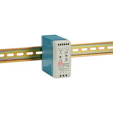 Black Box MDR-40-48 DIN Rail Power Supply