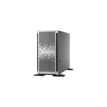 HP ProLiant ML350p Gen8 E5-2609v2 1P 4GB-R P420i/ZM 6 LFF 460W PS Server (736947-371)