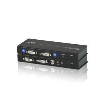 Aten CE604 DVI KVM Extender