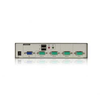 Aten CS74U 4 Port USB KVM