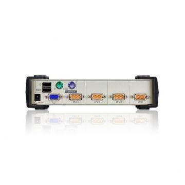 Aten CS84U 4 Port USB KVM