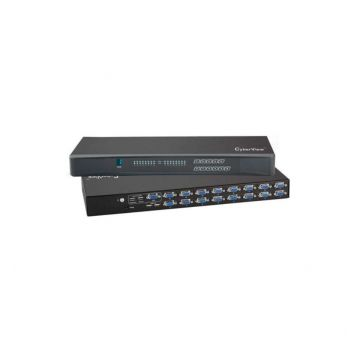 Austin Hughes USB Hub DB-15 CV-1601H KVM