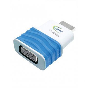 Cadyce CA-HDVGA HDMI To VGA Adapter