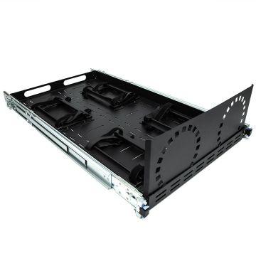 Enconnex ECX-MPRO-1RU-4X Sliding Tray