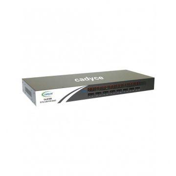Cadyce CA-UK1600 16 Port USB KVM