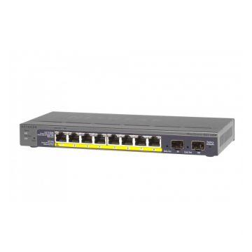 Netgear GS110TP 8 Port PoE(46W) Smart Managed Switches