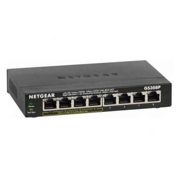 Netgear GS308P 8 Port Switch (With 4 PoE Ports)