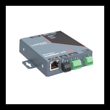 Lantronix IBIO21002-01 IntelliBox-I/O 2100  IOT Gateway