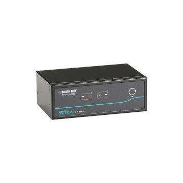 Black Box KV9622A ServSwitch DT Dual-Head DVI USB 2-Port