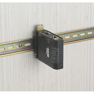 Black Box LBH100A-PD-SC Extreme Media Converter Switch