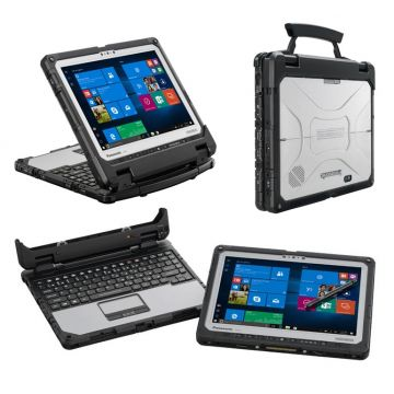 Panasonic Fully Rugged Toughbook CF-33 2-in-1 detachable notebook