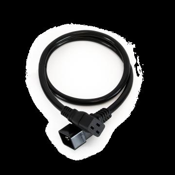 Enconnex ECX-C19C20-12AWG-5FT Power Cord