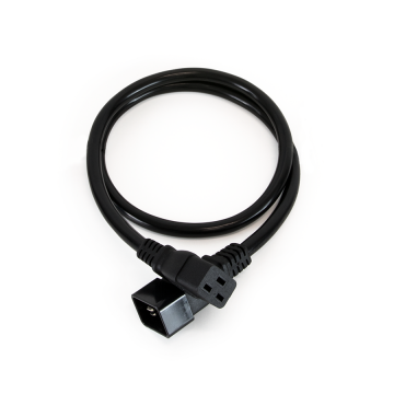 Enconnex ECX-C19C20-12AWG-15FT Power Cord