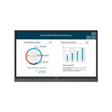 BenQ RP654K 4K UHD 65'' Corporate Interactive Flat Panel Display