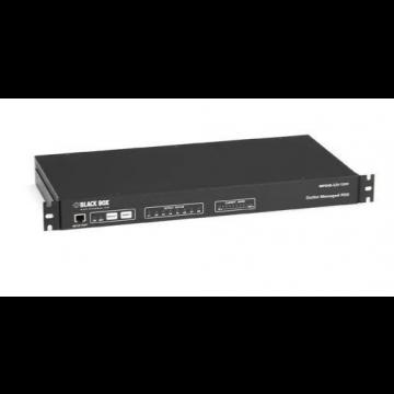 Black Box MPSH8-S20-120V Outlet-Managed PDU