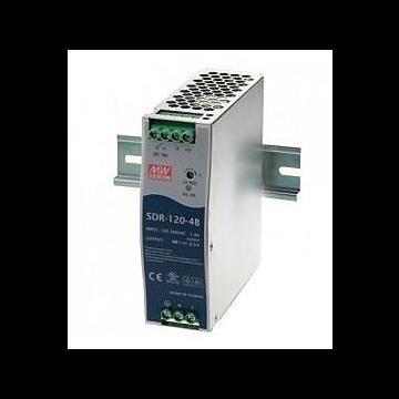 Black Box SDR-120-48 DIN Rail Power Supply