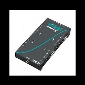 Black Box SW612A ServSwitch Simplicity 4-Port