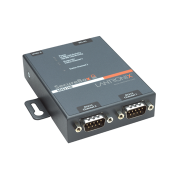 Lantronix SD2101002-11 SecureBox SDS2101 IOT Gateway Connector
