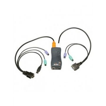 Lantronix SLSLP400USB-01 SpiderDuo 1 Port Digital KVM